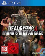 PS4 Game Dead Rising 4: Franks Complete NEW