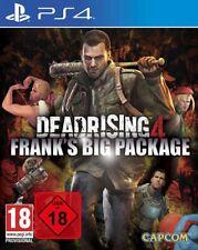 PS4 JUEGO Muerto Rising 4: Franks Paquete Completo Producto NUEVO