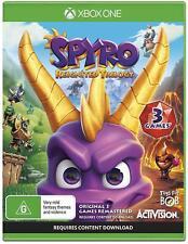 Spyro Reignited Trilogy - Xbox One Brand New Sealed