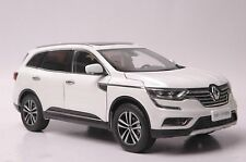 Renault Koleos car car model in scale 1:18 white