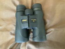 Nikon Monarch 10x42  Binoculars M511 Neck Strap Holder Broke On One Side