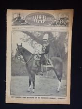 Original WW1 Penny War Weekly Publication Volume 1 No:11 November 1914