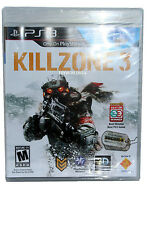 Sony Killzone 3 PS3 Game Brand New/Sealed