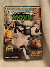Shaun the Sheep Movie (DVD, 2015)