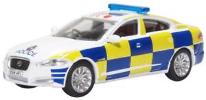 Oxford Diecast 76XF008 Jaguar XF Surrey Police OO Gauge