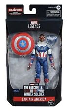 """Marvel Legends Hasbro THE CAPTAIN FALCON and The Winter Soldier 6"""" Figure"""
