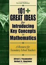 """""""101+ Great Ideas for Introducing Key Concepts in Mathematics"""" High School"""