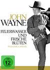 DVD John Wayne Agua de fuego Y Frescas Flores, Paradise Canyon