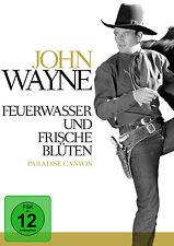 DVD John Wayne Fuoco acqua Und Fresco Fiori, Paradise Canyon