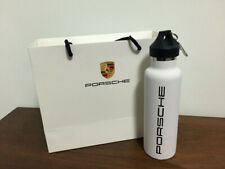 Porsche Sports Gym Cycling Running Stainless Steel Water Drinking Bottle Daily
