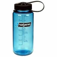 Nalgene Tritan Wide Mouth Loop Top Bottle 500ml - Slate