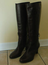 Brighton New FEMME  Boots Size 9  List $495  Made in Italy
