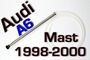 AUDI A6 1998-2000 Power Antenna Mast  857-051-560