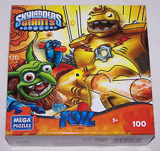 Skylanders Giants Bouncer & Boomer 100 Piece Foil Jigsaw Puzzle New
