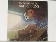 The Greatest Hits of CARL PERKINS Harmony Columbia KH 31792 vinyl LP NM!