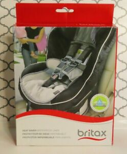Britax Seat Saver Waterproof Liner for car seat or stroller. NEW