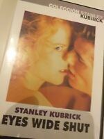 Dvd  EYES  WIDE SHUT DE STANLEY  KUBRICK  coleccionistas  (CON TOM CRUISE )