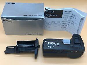 【UNUSED】 RICOH PENTAX D-BG5 Battery Grip for K3 & K3II Digital SLR from JAPAN 83