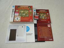 Professor Layton die Schatulle der Pandora Nintendo DS Spiel mit OVP & Anleitung