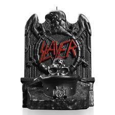 Official SLAYER Eagle Black Metallic Decorative Candle