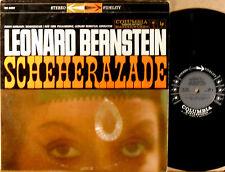 COLUMBIA 6-EYE STEREO Rimsky-Korsakov BERNSTEIN Scheherazade MS-6069
