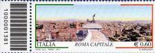 1381 CODICE A BARRE LATO SINISTRO Roma capitale 0.60 ANNO 2011