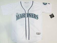 Ichiro Suzuki #51 Seattle Mariners Men Cool Base Player Collection Jersey White