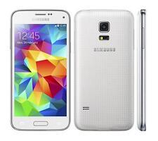 "New Unlocked Samsung Galaxy S5 mini G800F 16GB Smartphone 4G LTE 4.5"" GPS White"