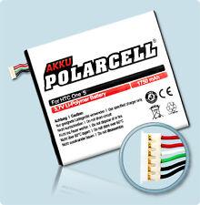 polarcell Battery for HTC One S Z520E Ville Z560E BJ40100 1750mAh Battery