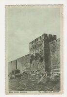 Palestine, The Golden Gate Exterior Postcard #2, B215