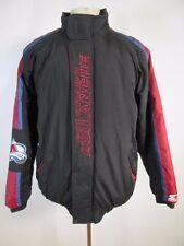 VTG Starter Colorado Avalanche NHL Puffy Jacket Size L 08712