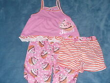 1d1996bc949c Joe Boxer Newborn-5T Girls  Sleepwear