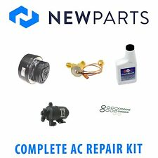Mercedes 300SD 79-80 Complete AC A/C Repair Kit With New Compressor & Clutch