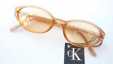 Calvin Klein Ck Sunglasses Orange Glasses Designer Style Brand Tinted Size M