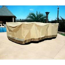 Patio Armor Chat Set Patio Cover Outdoor Furniture All Weather Resistant - NEW!