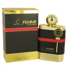 Le Femme by Armaf 3.4 oz EDP Perfume for Women New In Box