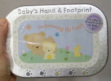 Baby's Hand and Footprint Molding Kit in Box Mo