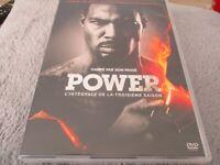 "COFFRET 4 DVD NEUF ""POWER - SAISON 3"""
