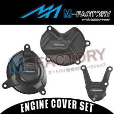 MC Motoparts Engine Cover Case Fit BMW S1000RR 09-16 09 10 11 12 13 14 15 16