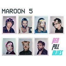 MAROON V 5 - RED PILL BLUES  (White gatefold LP Vinyl) sealed
