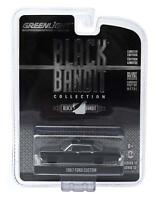 Greenlight - 1:64 Black Bandit Series 12 1967 FORD CUSTOM (BBGL27780B)