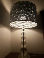 Beautiful crystal table lamp - brand new