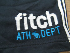 Abercrombie & Fitch Boys Navy Blue Short Sweatshirt/Joggers 9-10 Years BNWT