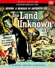 The Land Unknown Bluray/DVD NEW