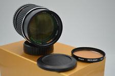 Vintage Pentax K-mount 135mm f2.8 Sears MC Manual Focus Lens TESTED MINTY