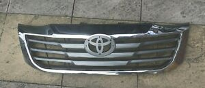 2011-2016 TOYOTA HILUX FRONT BUMPER RADIATOR GRILL 53111-0K480