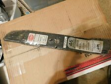 Murray Riding Lawnmower 46 Inch Cut Blade Set New Old Stock Models Before 2010