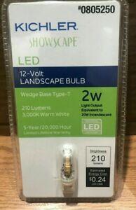 USA SELLER Kichler showscape LED 12-Volt Bulb