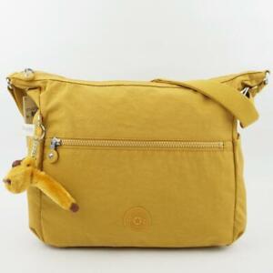 KIPLING ALENYA Shoulder Crossbody Bag Harvest Gold Tonal