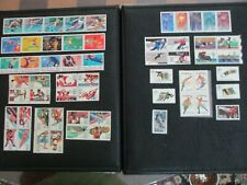 Olympic Games Collection (58 stamps)